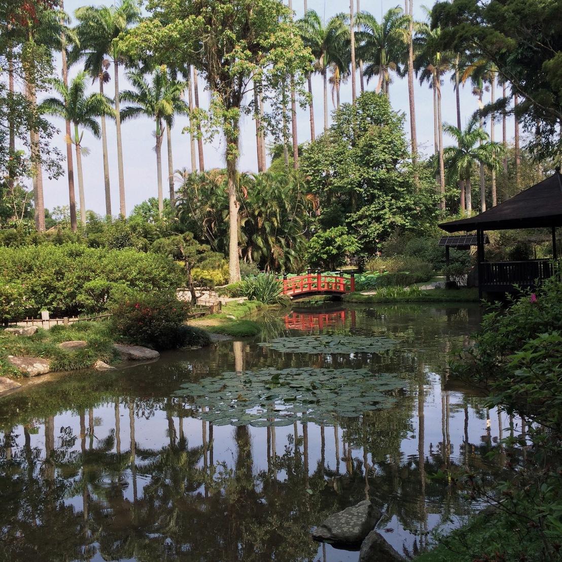 Jardim Botânico - Rio de Janeiro, Brasil